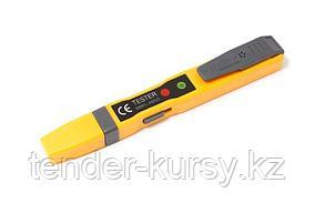 ROCKFORCE Индикатор напряжения (постоянный/переменный ток, полярность; контактный:70-250V; бесконтактный: