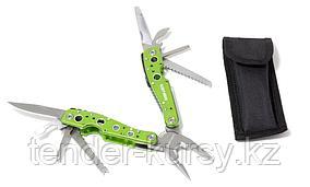 """BaumAuto Пассатижи многофункциональные складные """"Multi Tool"""" 11в1 (нож, открывашка, пила, надфиль, отвертки"""