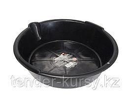 Forsage Емкость пластиковая круглая для слива отработанного масла и технических жидкостей 6л Forsage F-9T3704