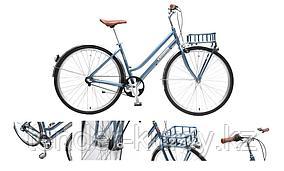 Forsage Велосипед Urban Classic F(Al 6061;колесо700с;пер/зад покр35C;3 планетар. скорости; тормаза:U-Brake,зад