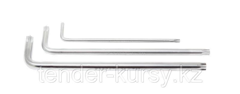 Forsage Ключ Г-образный TORX экстра длинный T40 Forsage F-76640XL 25432