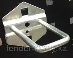 ROCKFORCE Крючок металлический П-образный для перфорированной панели (Ø-6мм, 35х75мм) ROCKFORCE RF-01A20 14941