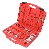 Forsage Набор приспособлений для демонтажа радиоприемников 46 предметов, в кейсе Forsage F-04D2024-1 15530