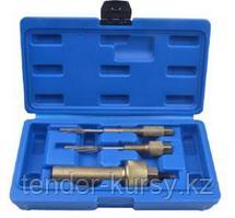 ROCKFORCE Набор приспособлений для извлечения свечей накаливания 3 предмета, в кейсе ROCKFORCE RF-903G16 15376