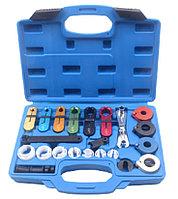 ROCKFORCE Набор приспособлений для разъединения быстросъемных соединений топливных систем и систем