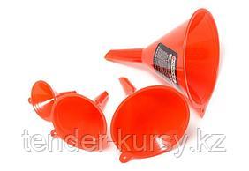 Forsage Набор воронок пластиковых, 4 предмета(Ø:45, 65, 90, 115мм,L:60, 90, 125,155мм) Forsage F-887FU4 28416