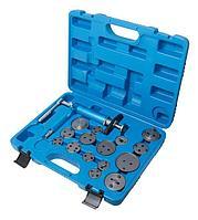 ROCKFORCE Набор для обслуживания тормозных цилиндров 16 предметов(пневматический право/левосторонний привод),