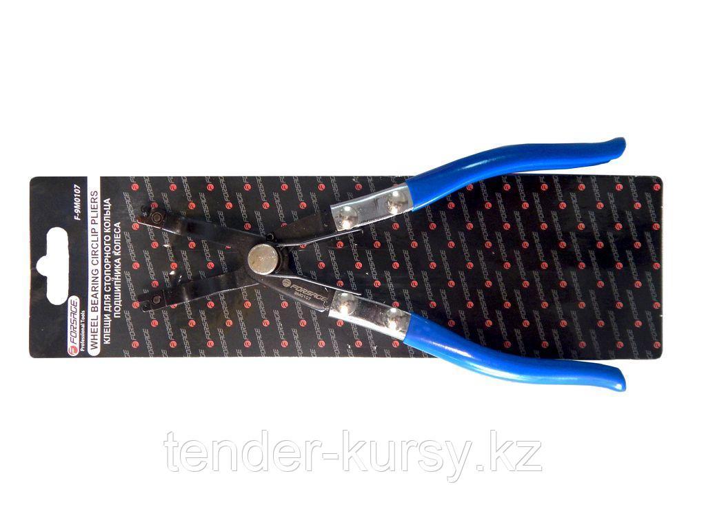 Forsage Клещи для снятия и установки стопорных колец без проушин, в блистере Forsage F-9M0107 25906