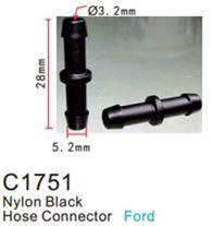 Forsage Клипса для крепления внутренней обшивки а/м Форд пластиковая (100шт/уп.) Forsage клипса F-C1751(Ford)