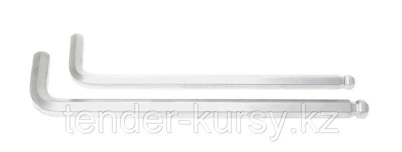 Forsage Ключ Г-образный 6-гранный экстра длинный с шаром 19мм Forsage F-76519XL 25503
