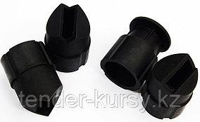 ROCKFORCE Наконечники резиновые для пескоструйного пистолета HSB-I (4шт) ROCKFORCE RF-HSB-IP 28662