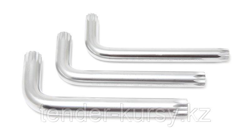 ROCKFORCE Ключ Г-образный SPLINE M8 ROCKFORCE RF-76808K 25550