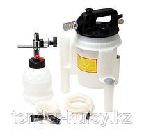 Forsage Приспособление для замены тормозной жидкости пневматическое + мерный бачок Forsage F-9T3608A 27381