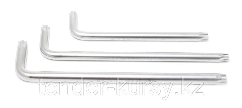 ROCKFORCE Ключ Г-образный TORX длинный T6 ROCKFORCE RF-76606L 25516