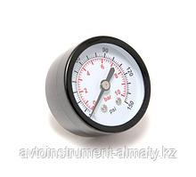 """ROCKFORCE Индикатор давления манометр 1/4"""" 10bar(D-50мм) ROCKFORCE RF-Y50-2 47112"""
