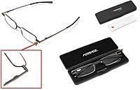 Forsage Очки для чтения (+1.50, металлическая оправа), в пластиковом футляре Forsage F-4798-1.5 26244