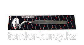 Forsage Пинцет изогнутый антимагнитный (L-115мм, steel 302, HRC40), в блистере Forsage F-6493125 26199