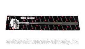 Forsage Пинцет прямой антимагнитный (L-140мм, steel 302, HRC40), в блистере Forsage F-6491140 26198