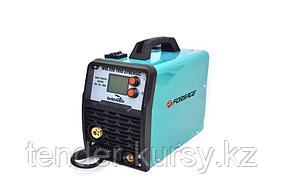 Forsage Сварочный аппарат MIG, MMA, TIG (220V, 5.8кВт,10-230А, электрод 1,6-4мм, проволока 0.8-1мм, к-т