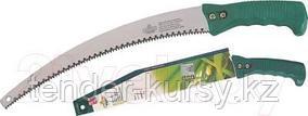 RACO Ножовка садовая для обрезки веток Raco (общая длина 570мм, длина лезвия 430мм,Taiwan), в блистере RACO