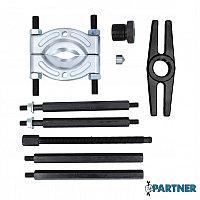 Partner Съемник сегментного типа 8 предметов (75-105мм), в кейсе Partner PA-66612 47089