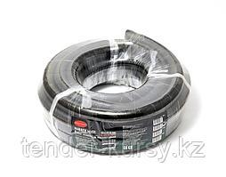 ROCKFORCE Шланг резиновый армированый бензо-маслостойкий 14х23ммх15м(повышенная гибкость и сопротивление к