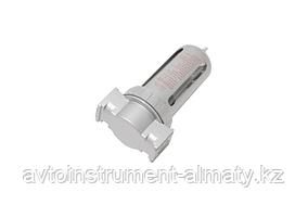 """Forsage Фильтр влагоотделитель для пневмосистемы 1/4""""(10bar температура воздуха 5-60С.10Мк ) Forsage F-AF802"""