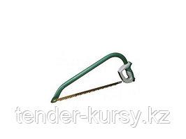 RACO Пила садовая лучковая с двухкомпонентной противоскользящей ручкой RACO (L-750мм, прочное полотно со