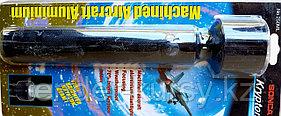 Sonca Фонарик переносной влагонепроницаемый в алюм. корпусе Sonca Krypton(2.4V, 0.7A, фокусировка; 1.5V,