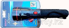 Sonca Фонарик переносной влагонепроницаемый в прорезиненном усиленном корпусе Sonca Krypton(KPR102;