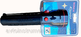 Sonca Фонарик переносной влагонепроницаемый в прорезиненном усиленном корпусе Sonca Krypton(KPR103;