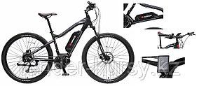 Forsage Электровелосипед Fusion(29 км\ч;80км на заряде;36V\ 250W;10,4Ah36V,AL6061;Тормоза-Тектро;9скор,Shimano