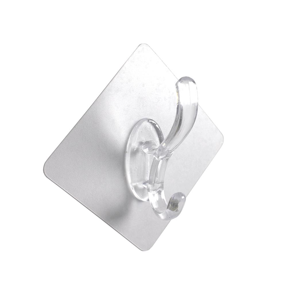 Самоклеющий пластиковый крючок А1