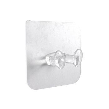 Самоклеющий пластиковый крючок А7