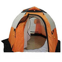 Палатка для зимней рыбалки NORFIN EASY ICE 6 CORNERS, размер 210х245х155 см.
