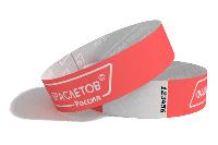 Бумажные браслеты для мероприятий