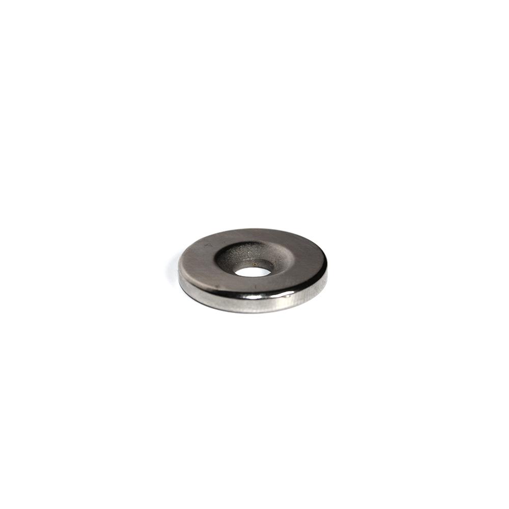 Магнит неодимовый с отверстием 20X3mm
