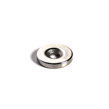 Магнит неодимовый с отверстием 15X3mm