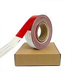 Светоотражающая контурная лента EGP SH555 красно-белая 50mmX45,7m, фото 6