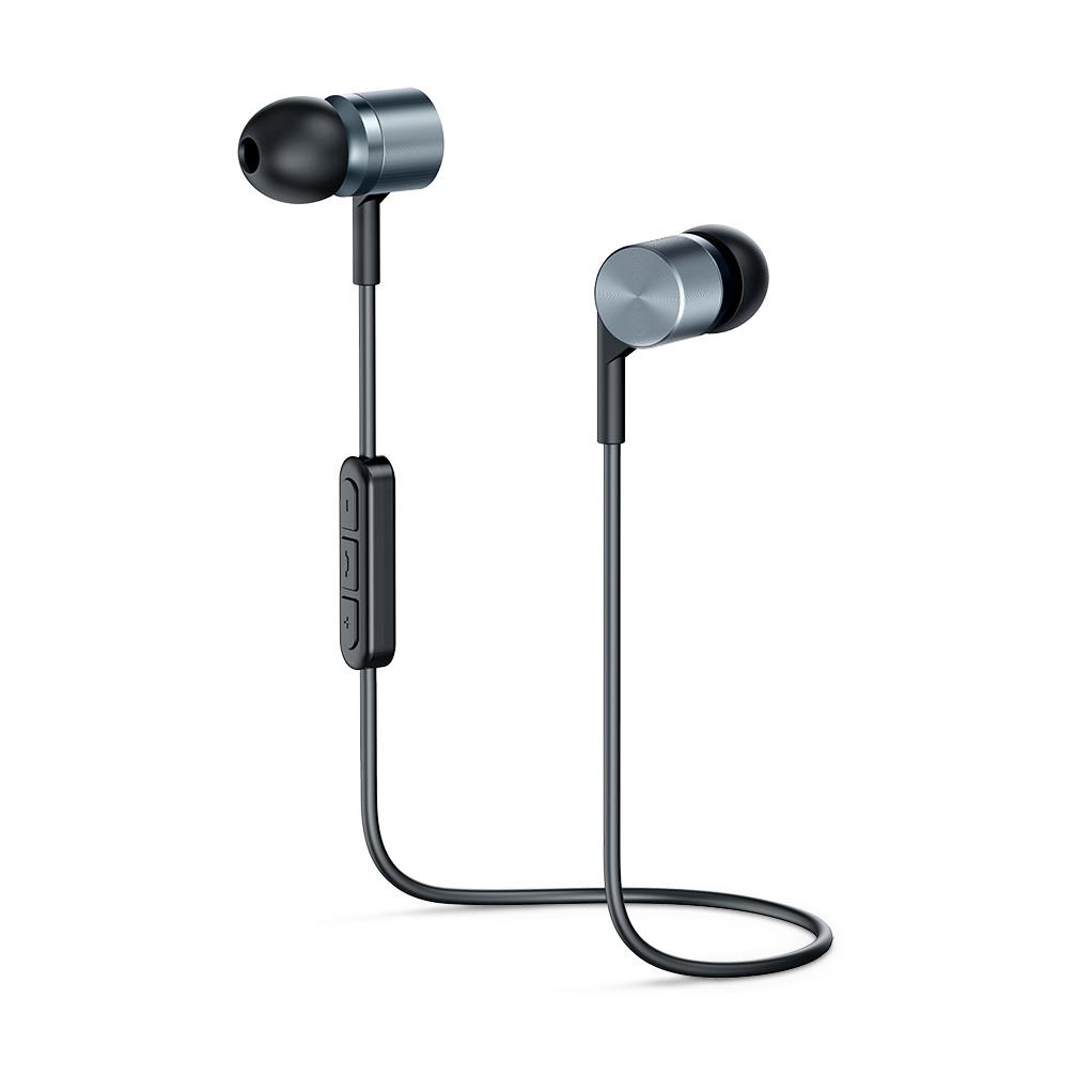 """Наушники-вкладыши беспроводные OLMIO """"BTE-05"""" Bluetooth 5.0 черный"""