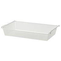 Сетчатая корзина с направляющими КОМПЛИМЕНТ белый 100x58 см ИКЕА, IKEA