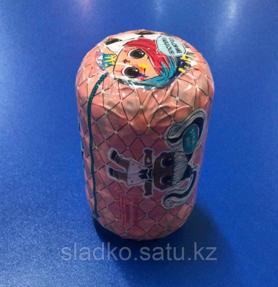 Игрушка LOL Surprise кукла пупс-сюрприз в капсуле 9 см - фото 1