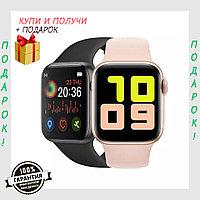 Смарт часы Apple5 серия(Люкс Копия) Эпл Вотч Люкс, Android, IOS ГАРАНТИЯ +ПОДАРОК