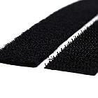 Скотч-липучка SH310 20mm  X 25mt чёрный, фото 5