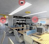 Умная система видеонаблюдения в офис