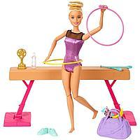 Barbie: Игровой набор: Барби Гимнастка