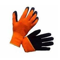 Перчатки прорезиненные теплые