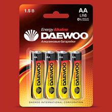 Батарейки DAEWOO LR6EA-4B