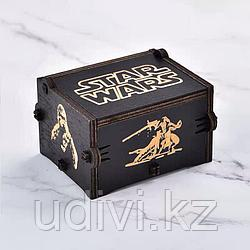 Музыкальная шкатулка Звездные воины