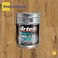 Клей ARTELIT каучуковый для фанеры, ДСП, ДВП и паркета RB-110 (21 кг)